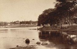 The Picquet Tank, Secunderabad.